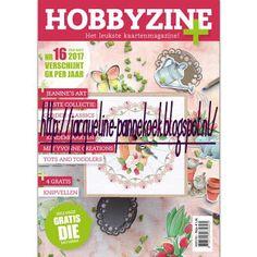 Jacqueline Pannekoek: Candy Hobbyzine 16