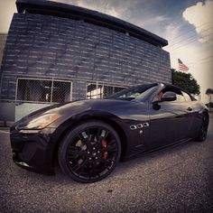 Future home of Maserati of Tampa