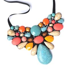Maxicolar Zazuá Acessórios Handmade Accessories, Boho Jewelry, Maxis, My Style, Lip Balm, Clothes, Bib Necklaces, Head Bands, Jewels