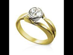 טבעות יהלומים מעוצבות- 7200