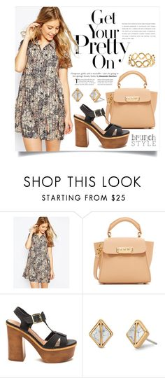 """""""Brunch With Friends 1236"""" by boxthoughts ❤ liked on Polyvore featuring ASOS, ZAC Zac Posen, Stella & Dot, Pernille Corydon and brunch"""