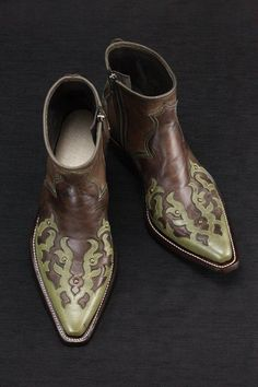 Custom Cowboy Boots & Shoes Discussion Board: Chad Little Boots