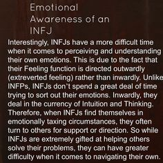 Ridiculously true.   We can sense, sort out and relate to every emotion in existence  in another person;  but get frustrated that our own emotions are both powerful, and not logical.