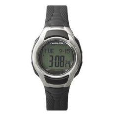 tech40 accelerator watch--built in pedometer!
