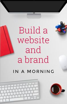 INTERESTING... - Want to start a business but no skill or budget to BUILD A WEBSITE or design a brand? Learn how we created both in a morning for less than £80 – with zero experience! #BUILDawebsite #Buildawebsitebusiness #HOWtobuildawebsite