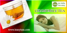 Chamomile Tea Benefits, Go To Sleep, Rest, Calm, Good Things, Drinks, How To Make, Drinking, Beverages