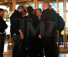 Josh Kolade's Blog: Justin Bieber get into trouble in Rome