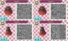 Image result for animal crossing new leaf hair hat qr codes More