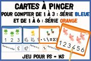 Fiches maternelles Montessori Math, Preschool Math, Activities For Kids, Grande Section, Petite Section, French Kids, Numbers Kindergarten, Number Games, Learning Tools