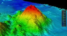 Scientists discover seamount in Pacific ocean | #GeologyPage