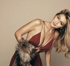 """Gigi Hadid for Vogue Spain """