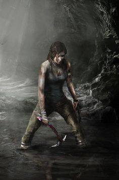 Tomb Raider ~ Art