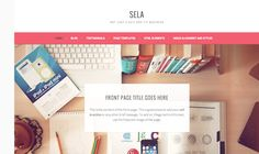 Super cute free wordpress themes