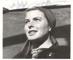 Inn of the Sixth Happiness Ingrid Bergman
