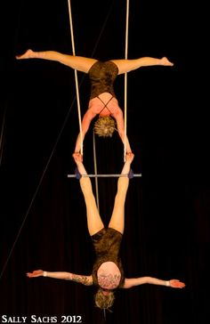 duo trapeze
