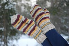 The Knit Is Out There: joulukuuta 2015