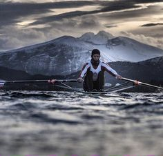 Cold weather rowing