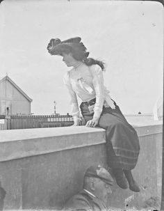 Street photography, Ireland, 1890-1910