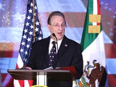 Embajador Anthony Wayne dejará su cargo en México