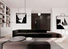 Preto e branco - dcoracao.com - blog de decoração