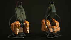 Test task for Trace Studio PBR Spec/Gloss Texture Res Vertices 8963 Triangles 11544 Abb Robotics, Game Assets