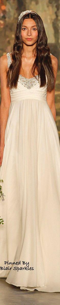 Fall Bridal Collection 2016 Jenny Packham ~ ♕♚εїз | BLAIR SPARKLES |