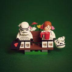 Star Wars en muñecos LEGO