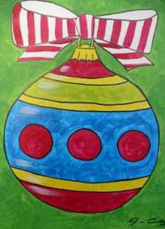 Christmas and Holiday Paintings at Paint and Pals Painting Parties, Mobile, Alabama and surrounding locations