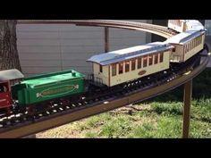 Four Disney Trains - YouTube