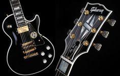 Custom Gibson Les Paul Guitar