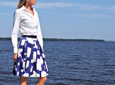 Cobalt Blue | MEMORANDUM | NYC Fashion & Lifestyle Blog for the Working Girl