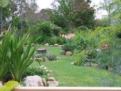 Idea portfolio - Photo of a landscaped garden design from a real Australian home - Gardens photo 177525