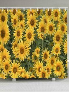 Grey Sunflower Tapestry