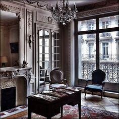 #vintage #dentist #luxe #haussmann #architecture #paris - @Stephanie Close…