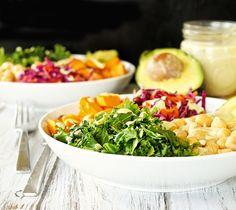 Vegan Quinoa Bowls | My Darling Vegan