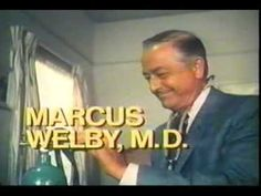 Marcus Welby, M.D. ABC 09/69 - 07/76 Robert Young  played the title character, Marcus Welby. James Brolin was his young assistant doctor, Dr. Steven Kiley. The twist of the show is that Welby is the rule breaker and Kiley is the straight-laced one.Set in Santa Monica, CA, the show handled a variety of medical cases, some common, some uncommon.  It dealt with impotence, depression, STDs, and rape at a time when they weren't discussed.