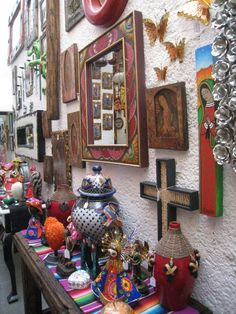 Mexican flair! #Mexico #MexicoStyle #art #decoration