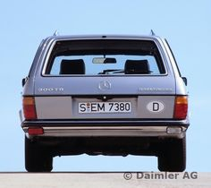 300 TD Turbodiesel / S 123 D 30 A, 1980 - 1986
