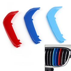 Mad Hornets - M Power Kidney Grille Grill Buckle Color Strip Decorate Covers BMW 1 Series 11 rod (15-16), $19.99 (http://www.madhornets.com/m-power-kidney-grille-grill-buckle-color-strip-decorate-covers-bmw-1-series-11-rod-15-16/)