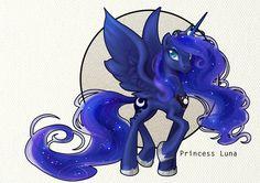 princesa luna - Buscar con Google