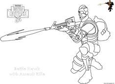 Fortnite Dab Coloring Pictures Teckningar I 2019