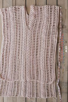 crochet swimsuit cover - megmade with love