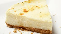 A decadent cheesecake that doesn't require any baking!