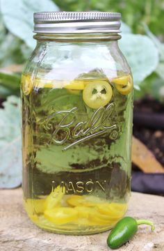 Whip up Jalapeño-Infused Tequila for happy hour.