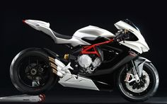 MV Augusta F3 got to be the most beautiful looking bike in the world!