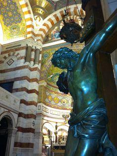 https://flic.kr/p/pQxXis | Notre Dame de la Garde | Le Christ , Notre-Dame de la Garde à Marseille