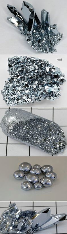 Osmium is both the densest and the rarest element that you can dig out of the Earth. It's so hard that it's used (as an alloy) in places with constant pressure and wear, like the tips of fountain pens. One single cubic inch of this stuff weighs nearly a pound, and were you to somehow get a cubic foot of it, it would weigh over 1,400 pounds. Good luck with that, though: last year, the entire U.S. osmium production was only 165 pounds.