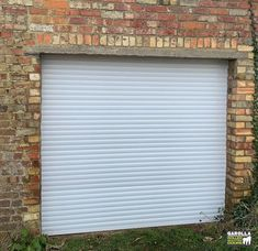 We have the same roller garage doors prices fitted UK wide. Click the link to see our electric roller shutter garage door prices & all of our roller doors for sale.  #doordesign #doordesignmodern #doordetails #doordesigns #doordesignsmodern #whitegaragedoor #whitegaragedoors #whitehome #whitegarden #whiteexterior #whiteinterirdesign #whitegarden #whitegaragedoorideas #whitegarage