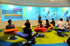 Classroom of the Future 3.0 | Transforming classrooms into collaborative spaces.