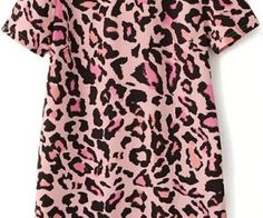 Pink Short Sleeve Backless Leopard Dress. Fashion : Dresses : Pink Short Sleeve Backless Leopard Dress - See more at: http://spenditonthis.com/cat-13-fashion-newest.html#sthash.V1kLT7l9.dpuf